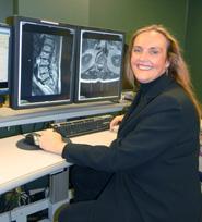 Dr. Ingrid Franze, Radiologist