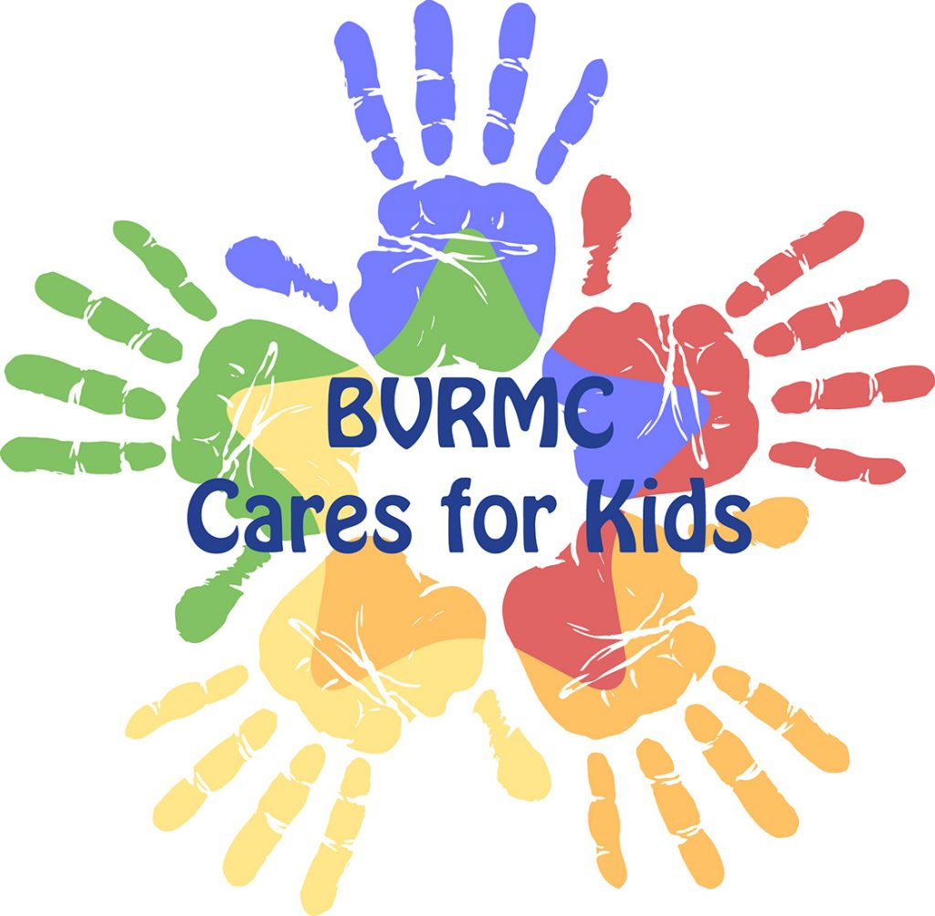 BVRMC Cares for Kids Logo