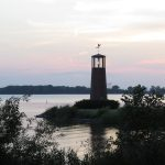 Sunset at Scout Park Lighthouse